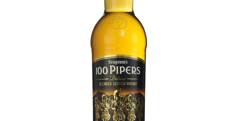 100 Pipers Scotch Whisky, 700ml