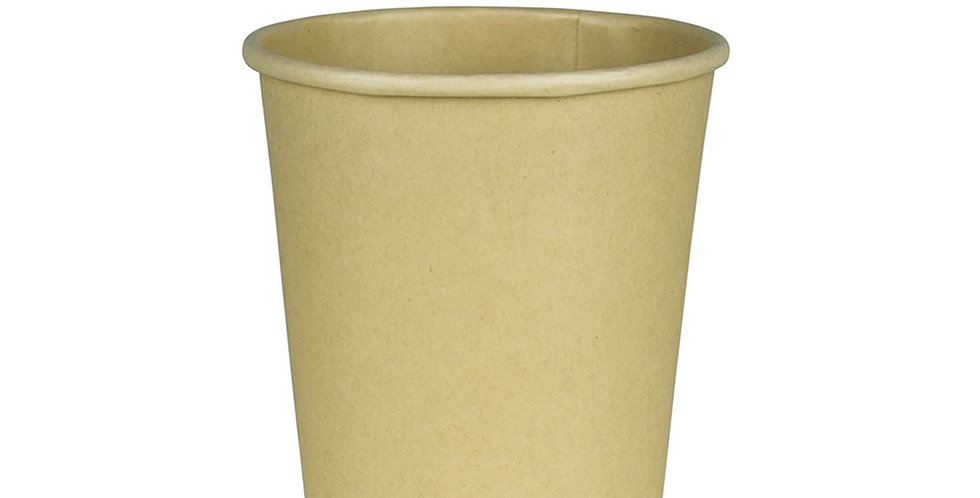 Disposable Cup, Bamboo Double, 12oz, 355ml