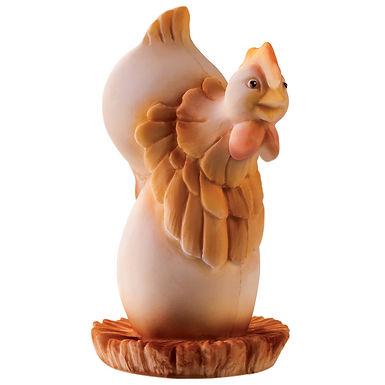 Chicken and Vertical Egg Mold Martellato Silicone Idea, Silicone, 85x75x125mm