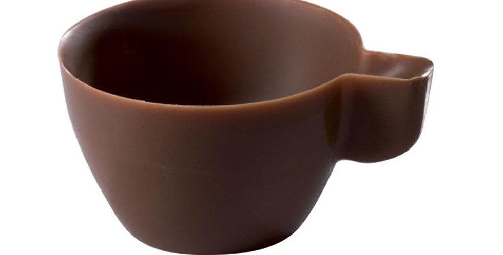Big Cups Mold Martellato Coffee Time, Polycarbonate, 7 pcs, 55x69x34mm, 20g