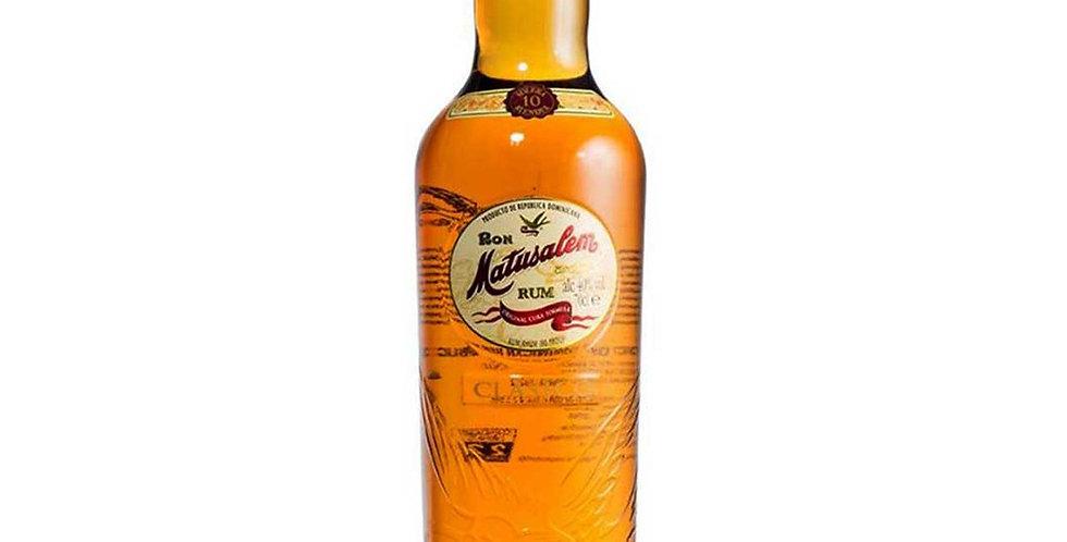 Matusalem 10 Year Old Rum, 700ml