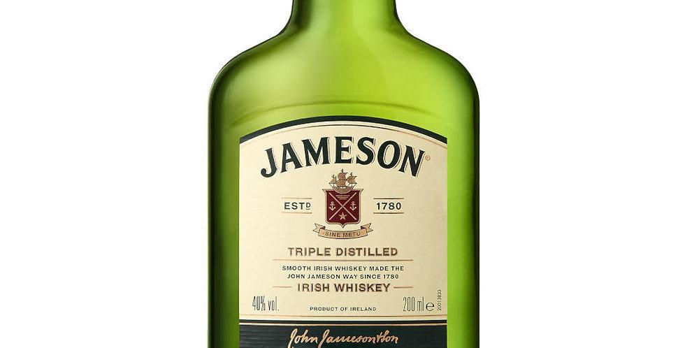 Jameson Irish Whiskey, 200ml