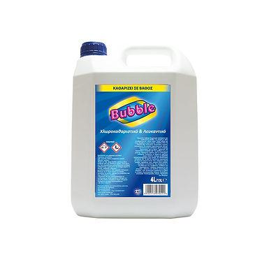 Chlorine Bleach Bubble, 4L