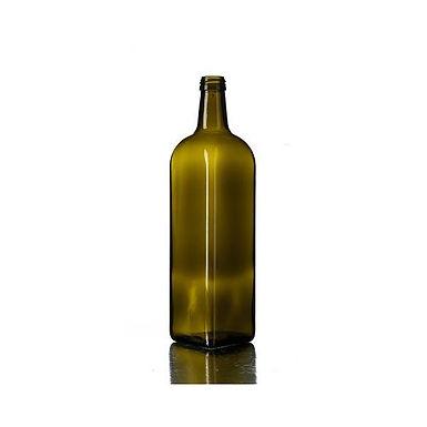 Bottle Marasca, Glass, UVAG, 1000ml, 31.5x18