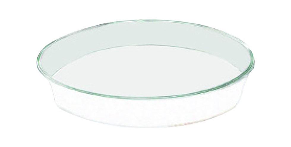 Disposable Plates, Round, PS, Ø11x2cm, 50pcs
