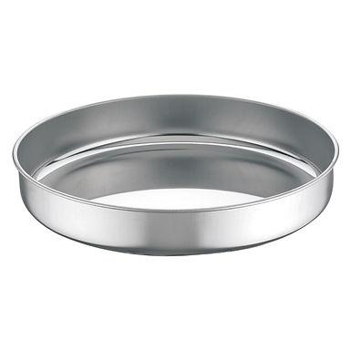 Baking Pan Super Casa, Round, Inox 18/C, Ø44cm