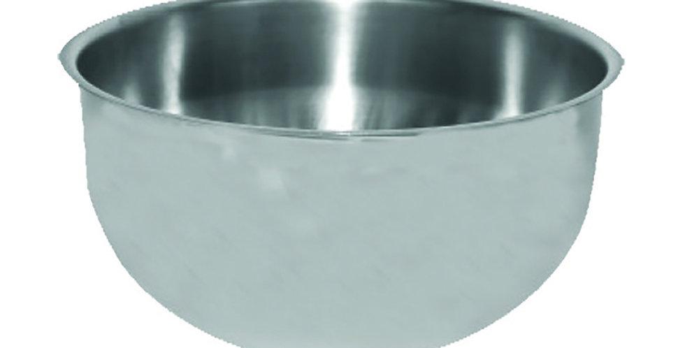 Heavy Mixing Bowl, Inox, 3 Sizes