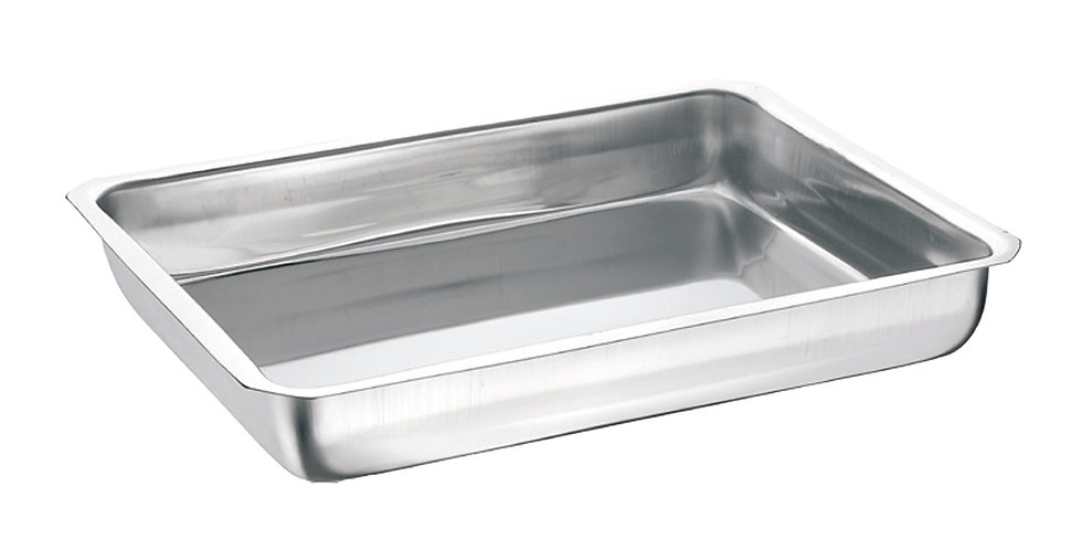 Baking Pan Super Casa, Rectangular, Inox 18/C, 33x43cm