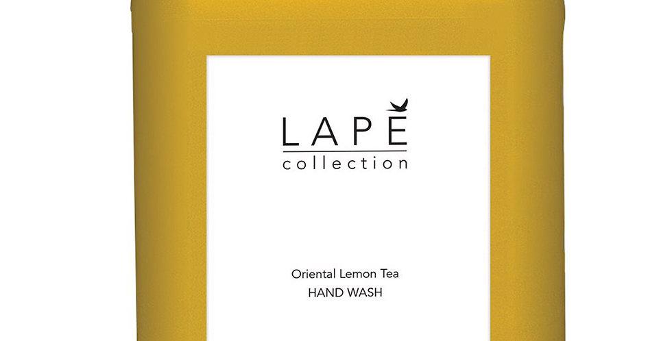 Oriental Lemon Tea Liquid Soap Lape Collection, 5L