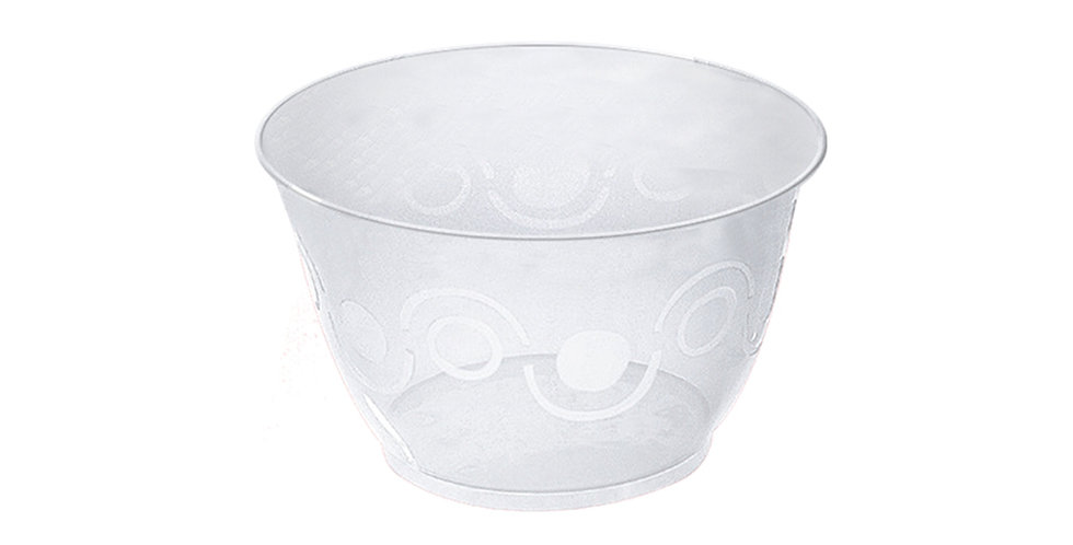 Plastic Bowl for Ice Cream, 2 Colors, 300ml