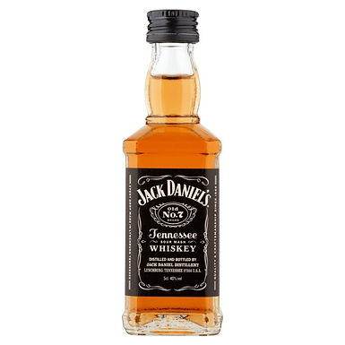 Jack Daniel's Tennessee Whiskey, 50ml