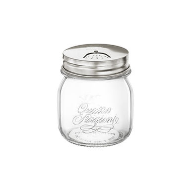 Pepper&Salt Shaker Quattro Stagioni I Genietti, 250ml