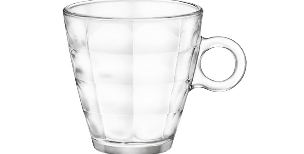 Tea Cup Bormioli Rocco Cube, Tempered, 320ml