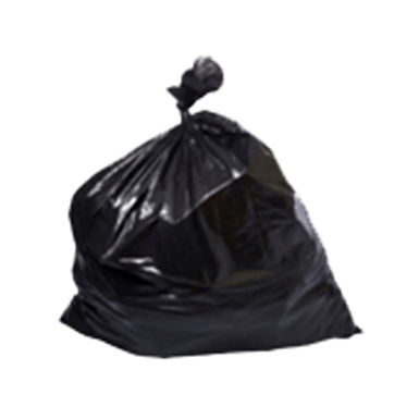 Garbage Bag Roll, Black, 800gr, 10pcs. of 80x110cm Bags