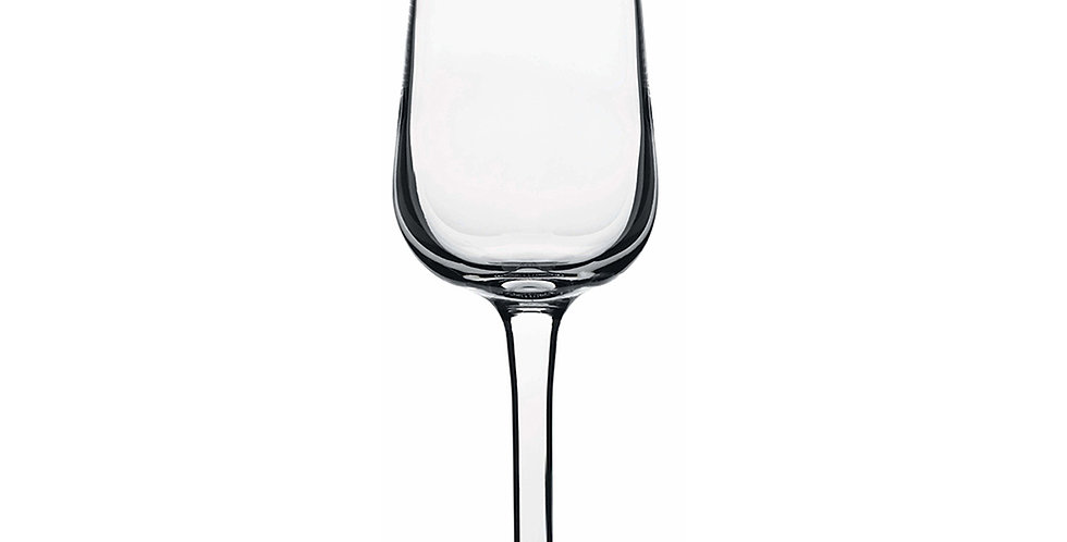 Flute Glass Luigi Bormioli Eden, Crystal, 185ml