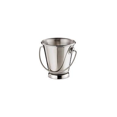 Bucket Leone, Stainless Steel, 1 pc, 7x7cm