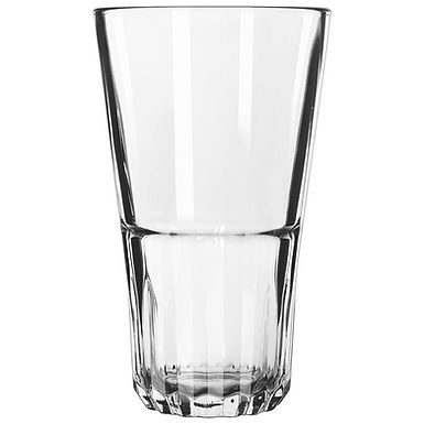 Long Drink Glass Libbey Brooklyn, Tempered, Stackable, 414ml
