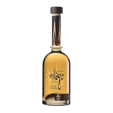 Milagro Select Barrel Añejo Tequila, 700ml