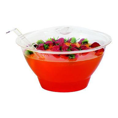 Punch Bowl, Plexiglass, Ø30x12cm
