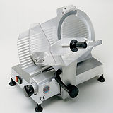 Gravity Meat Slicer Mistro GS 300 SPECIAL CE, Professional, 30cm Blade