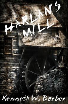 Harlan's mill, horror novel, horror book, gore, demons