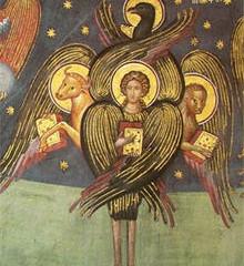 L' arte tra cielo e terra: iconografia angelica