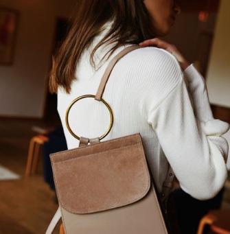 Le sac à dos, un accessoire chic et pratique