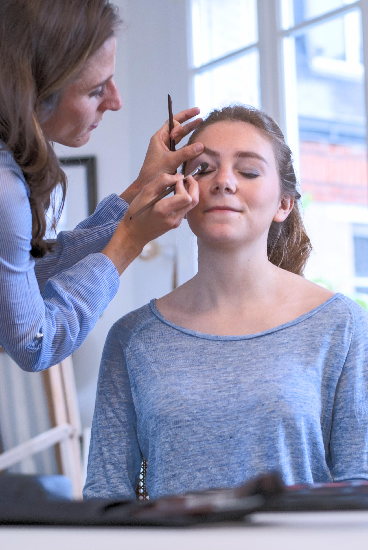 Votre peau et le maquillage