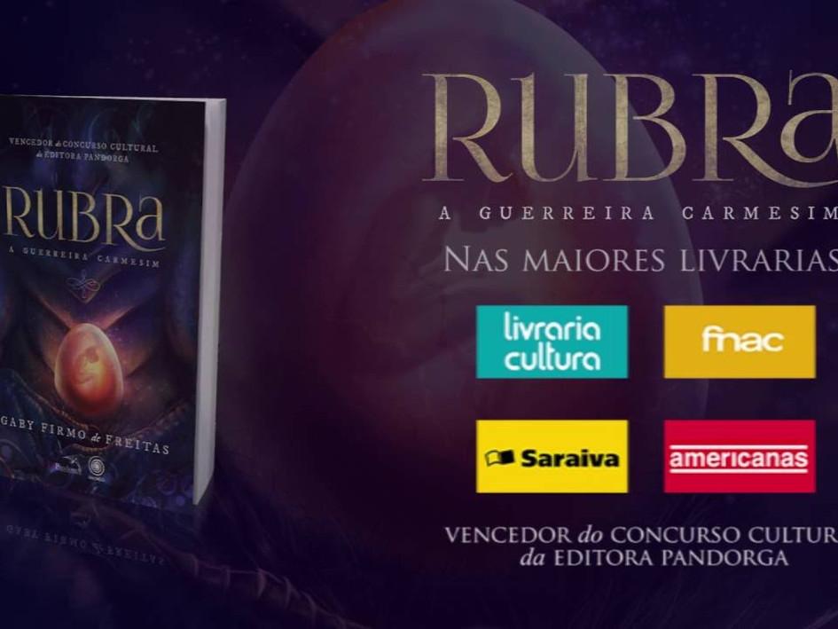 Rubra book Trailer