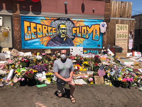 Fringe 8:  Patrick from Minneapolis, Facing White Supremacists, Anarchists and AR-15s