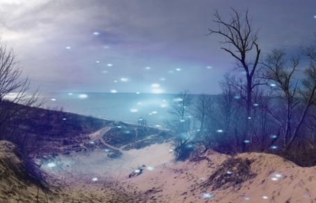 Copal + Dunes = Bliss
