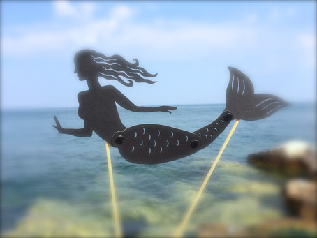 Confessions of an Undine (Mermaid)