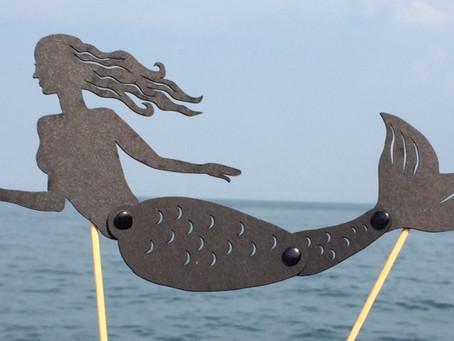 Fae on Friday – Mermaids Swish Swish Swish