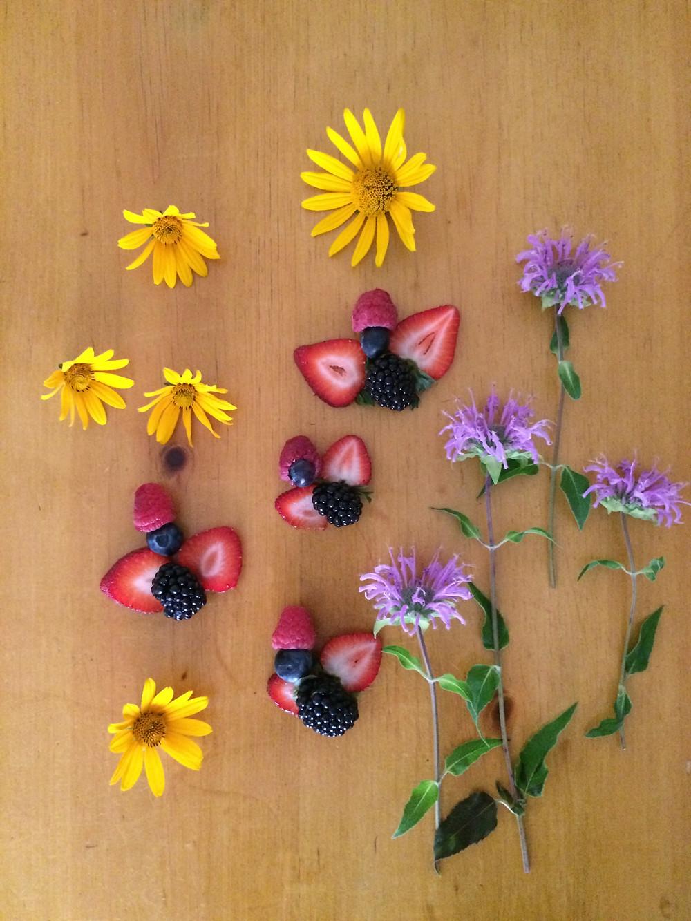 Flight of the Berry Fairies