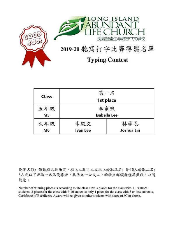 Result list 2019 - Typing Contest-page-0