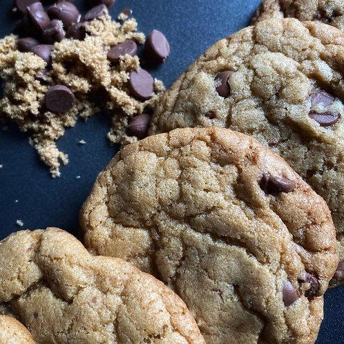Gourmet Chocolate Chip Cookies Dozen