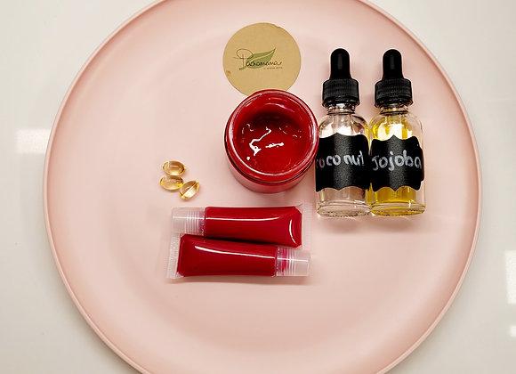 Red Lip Gloss