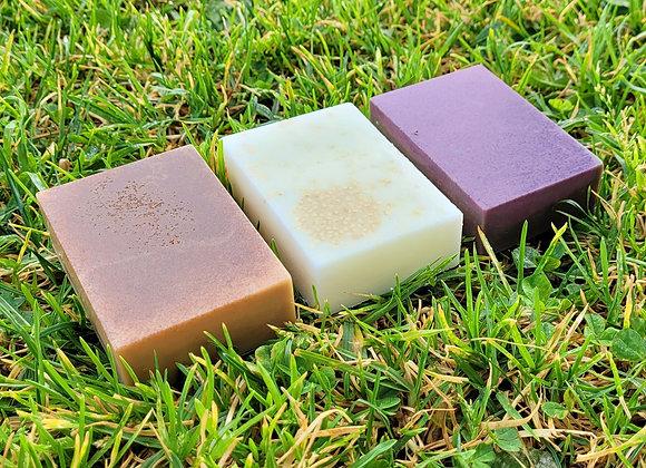 Peruvian Soaps Box