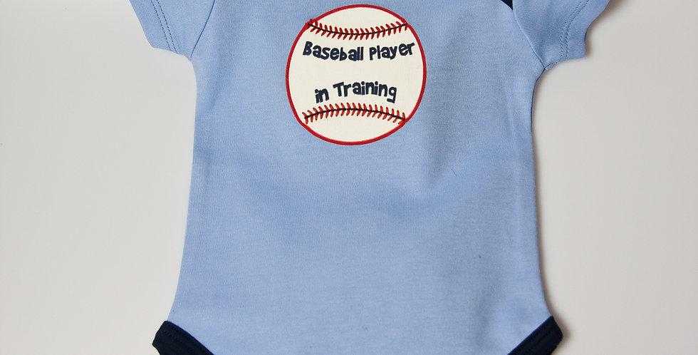 Baseball Bodysuit