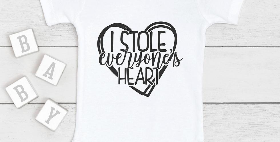 I Stole Everyone's Heart