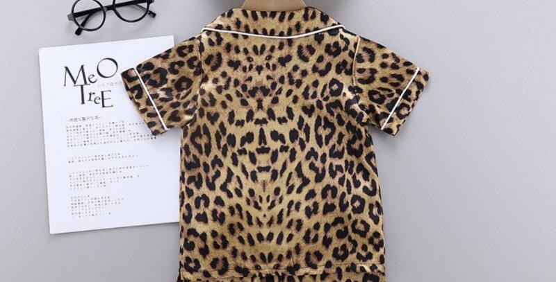 Leopard Print PJs