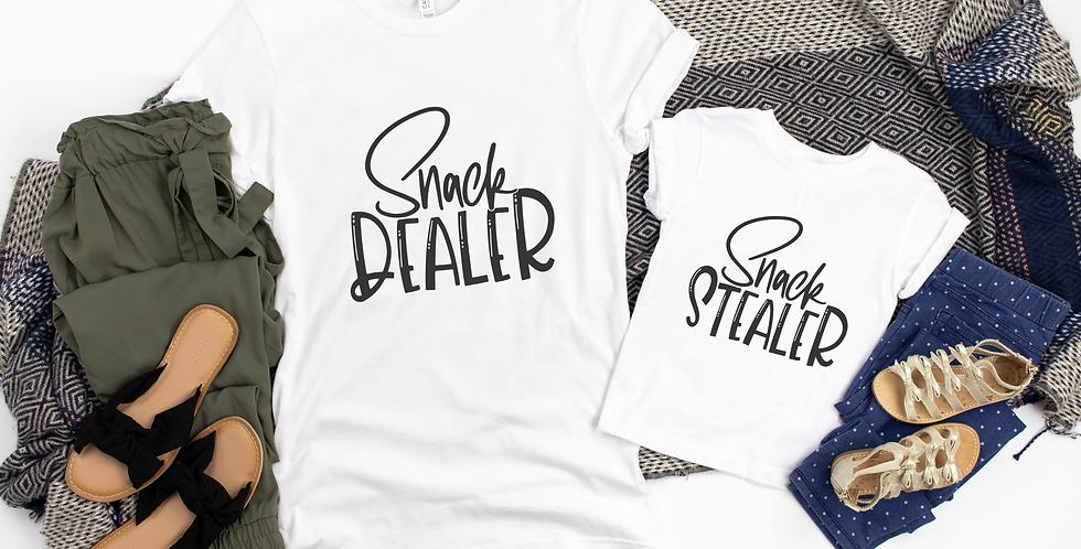 Snack Dealer/ Snack Stealer