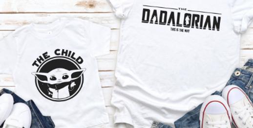Dadalorian / the Child