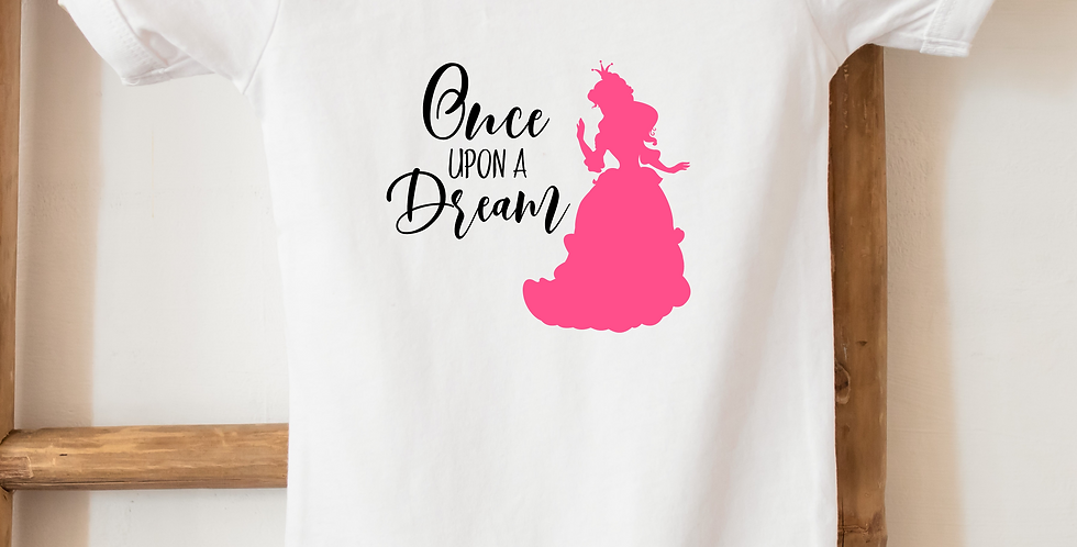 Once Upon a Dream Baby One Piece