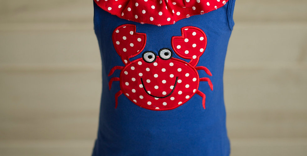 Happy Crab Outfit