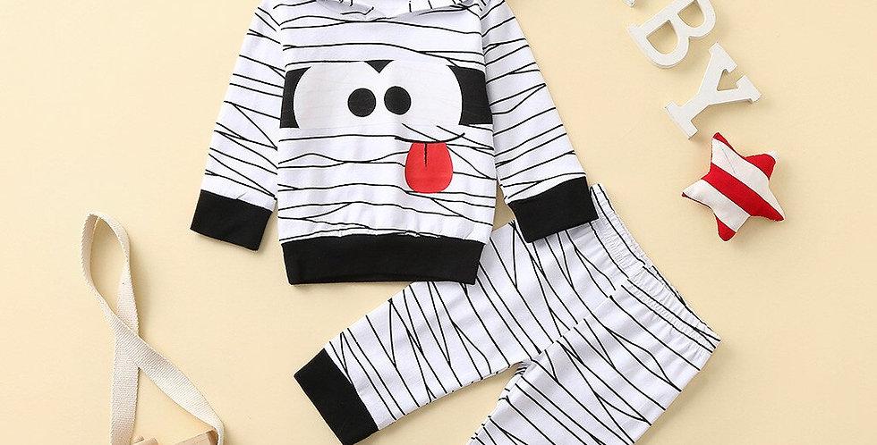 Mummy Wrap Hoodie and Pants