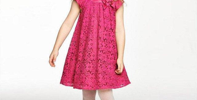 Sleeveless Floral Pink Dress