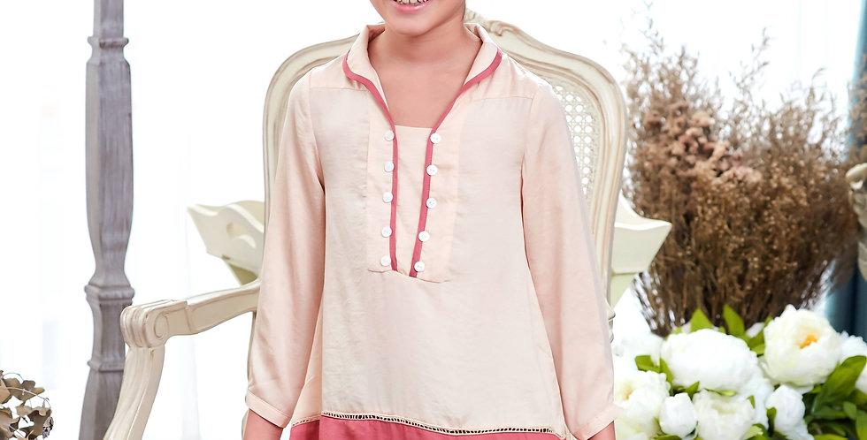 Dreaming swing dress (pink)