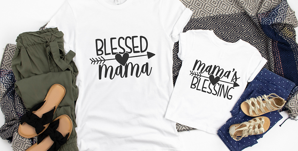 Blessed Mama/ Mama's Blessing