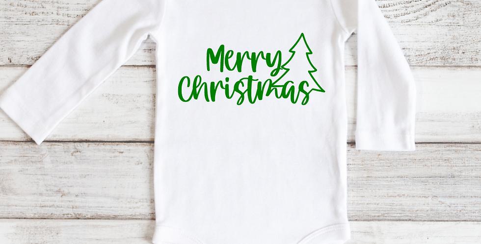 Merry Christmas -Tree-